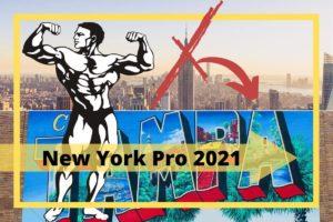 New York Pro 2021 Ergebnisse und Zusammenfassung
